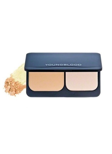 Young Blood YOUNGBLOOD Soft Beige Compact Mineral Fondoten (2006) Ten